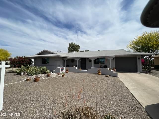 11865 N Cherry Hills Drive E, Sun City, AZ 85351 (MLS #6217264) :: The Newman Team
