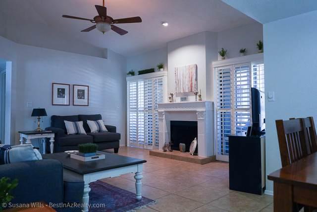 9755 N 93RD Way #255, Scottsdale, AZ 85258 (MLS #6217299) :: Executive Realty Advisors