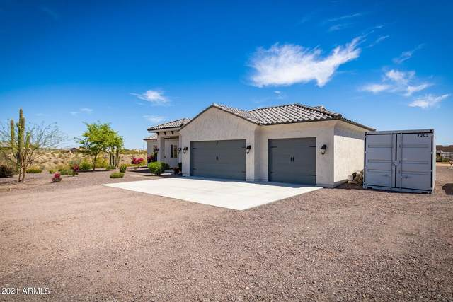 26017 N 113TH Avenue, Peoria, AZ 85383 (MLS #6217501) :: Executive Realty Advisors