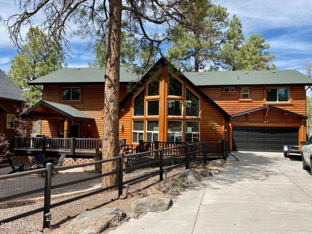 1440 E Antelope Trail, Munds Park, AZ 86017 (MLS #6217707) :: Yost Realty Group at RE/MAX Casa Grande