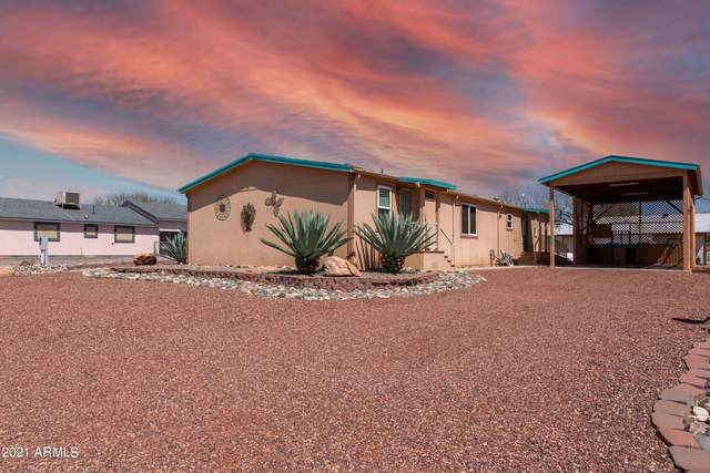 30825 S Wandering Way, Congress, AZ 85332 (MLS #6217807) :: The Carin Nguyen Team