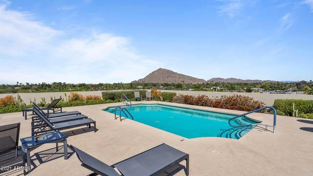 6803 E Main Street #3302, Scottsdale, AZ 85251 (MLS #6218011) :: The Dobbins Team