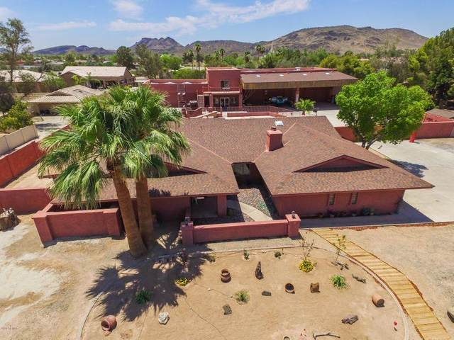 5113 W Misty Willow Lane, Glendale, AZ 85310 (MLS #6218097) :: The Daniel Montez Real Estate Group