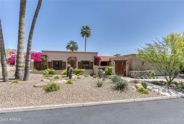 5434 E Lincoln Drive #82, Paradise Valley, AZ 85253 (MLS #6218167) :: Yost Realty Group at RE/MAX Casa Grande