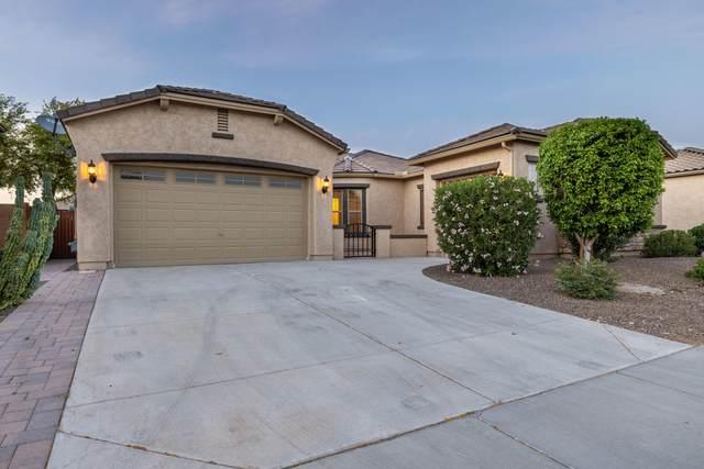 25952 W Yukon Drive, Buckeye, AZ 85396 (MLS #6218231) :: Long Realty West Valley