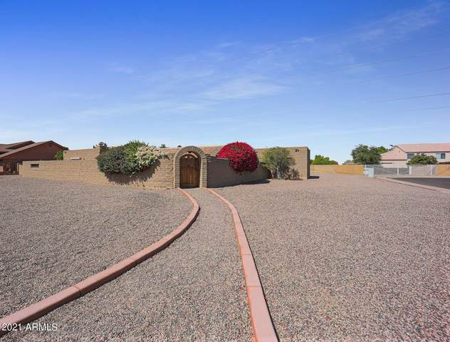 2242 N Lazona Drive, Mesa, AZ 85203 (MLS #6218273) :: Executive Realty Advisors