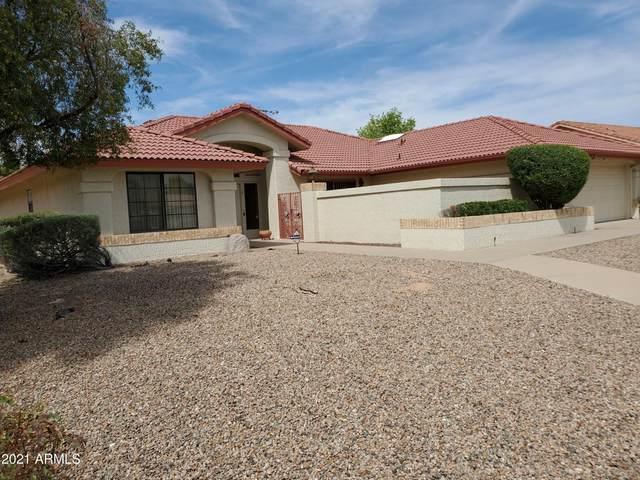 20818 N 135TH Avenue, Sun City West, AZ 85375 (MLS #6218372) :: Long Realty West Valley