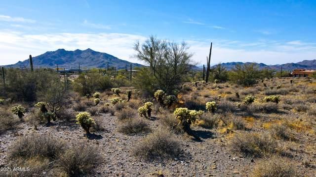 7616 E Arroyo Road, Cave Creek, AZ 85331 (MLS #6218535) :: TIBBS Realty