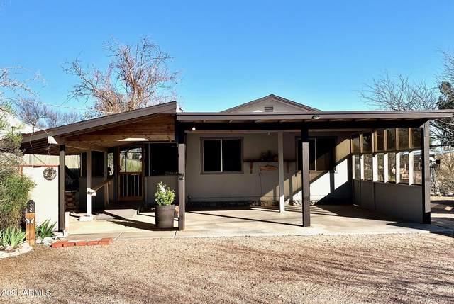 199 S Frances Lane, Tonto Basin, AZ 85553 (MLS #6218646) :: Yost Realty Group at RE/MAX Casa Grande