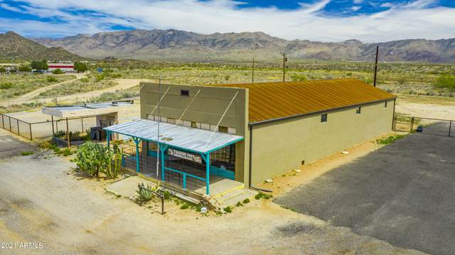 26865 S State Route 89, Congress, AZ 85332 (MLS #6218723) :: Yost Realty Group at RE/MAX Casa Grande