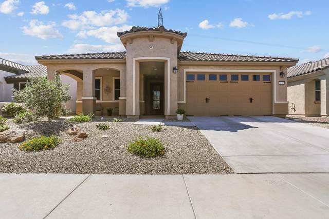 26305 W Matthew Drive, Buckeye, AZ 85396 (MLS #6218769) :: Long Realty West Valley
