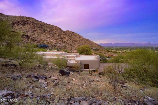 5784 E Quartz Mountain Road, Paradise Valley, AZ 85253 (MLS #6218834) :: BVO Luxury Group