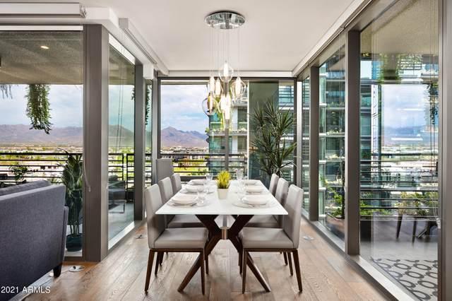 7120 E Kierland Boulevard #903, Scottsdale, AZ 85254 (MLS #6218884) :: Executive Realty Advisors