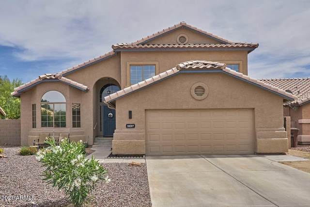 18207 N 85TH Drive, Peoria, AZ 85382 (MLS #6218935) :: Yost Realty Group at RE/MAX Casa Grande