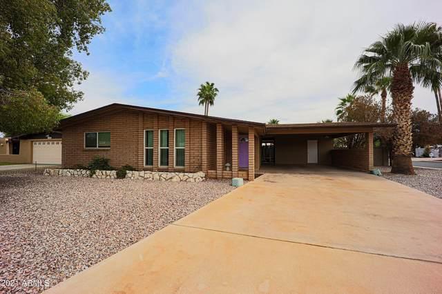 2030 E Fountain Street E, Mesa, AZ 85213 (MLS #6219020) :: Executive Realty Advisors