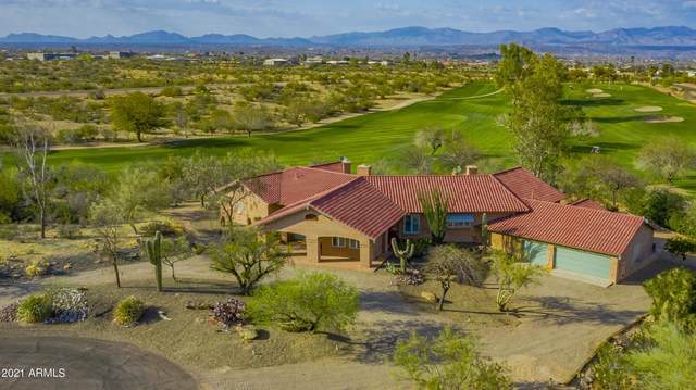 1460 Thrasher Lane, Wickenburg, AZ 85390 (MLS #6219070) :: West Desert Group | HomeSmart
