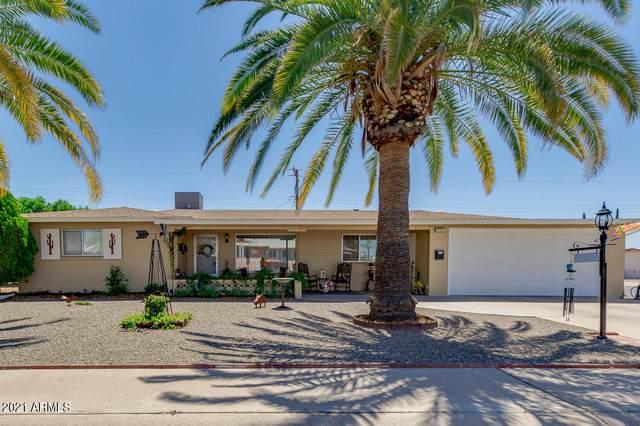5401 E Baltimore Street, Mesa, AZ 85205 (MLS #6219255) :: Yost Realty Group at RE/MAX Casa Grande