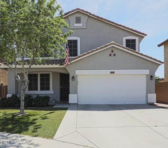 11711 W Foothill Court, Sun City, AZ 85373 (MLS #6219295) :: Executive Realty Advisors