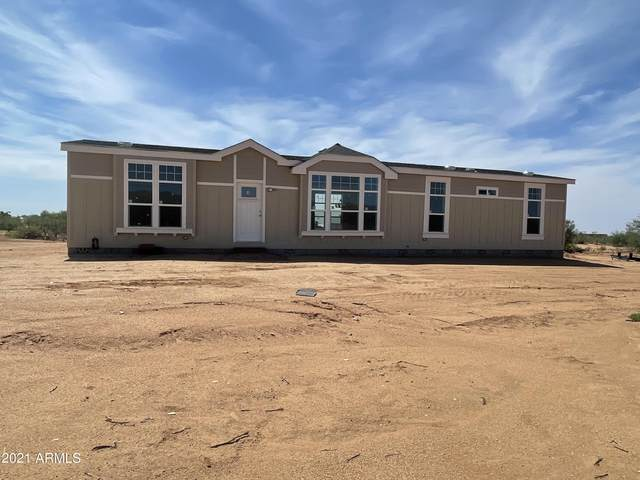22451 W Steel Horse Road, Congress, AZ 85332 (MLS #6219319) :: The Ellens Team