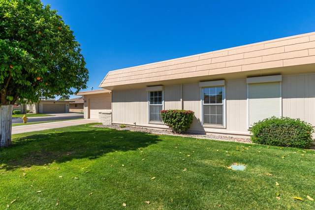 18420 N 101ST Drive, Sun City, AZ 85373 (MLS #6219352) :: Hurtado Homes Group