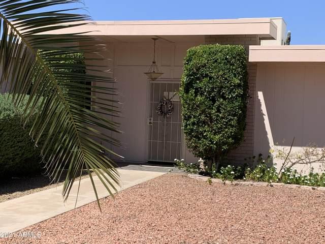 10838 W Willowbrook Drive, Sun City, AZ 85373 (MLS #6219361) :: The Garcia Group