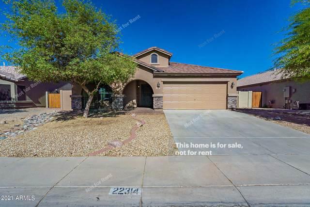 22314 N Braden Road, Maricopa, AZ 85138 (MLS #6219445) :: Yost Realty Group at RE/MAX Casa Grande
