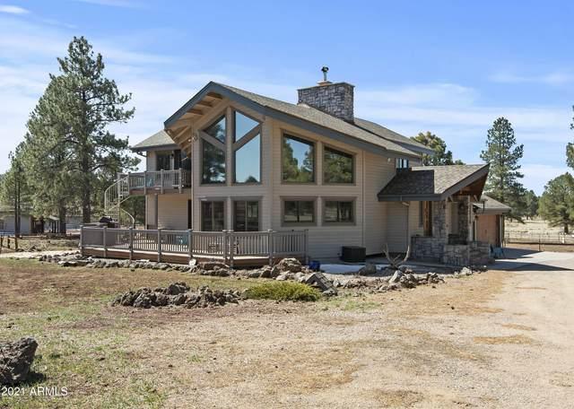 13428 E Keith Drive, Parks, AZ 86018 (MLS #6219492) :: Devor Real Estate Associates