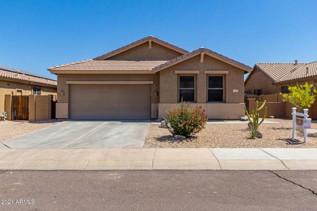 13355 S 176TH Avenue, Goodyear, AZ 85338 (MLS #6219555) :: Long Realty West Valley