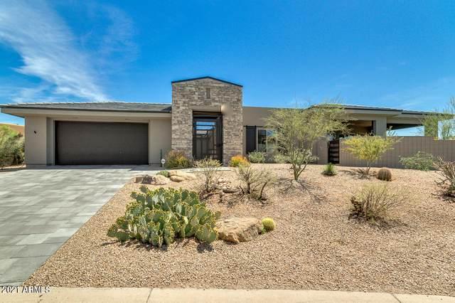 10876 E Mark Lane, Scottsdale, AZ 85262 (MLS #6219635) :: Executive Realty Advisors
