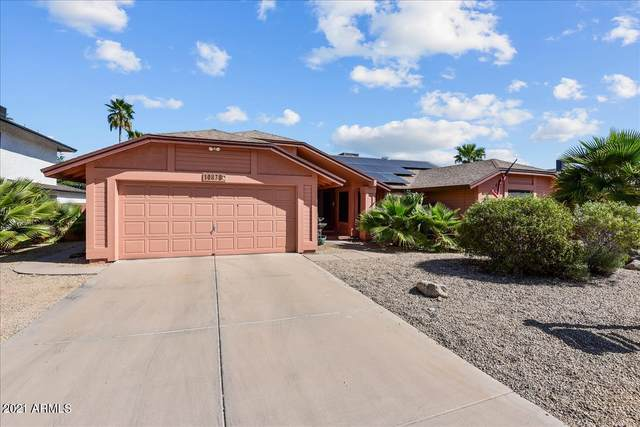 10878 E Kalil Drive, Scottsdale, AZ 85259 (MLS #6219656) :: Yost Realty Group at RE/MAX Casa Grande