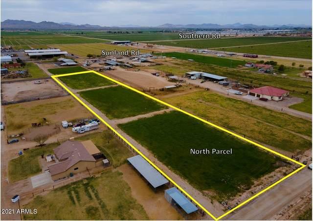5466 S Rainbow Road, Buckeye, AZ 85326 (MLS #6219667) :: Long Realty West Valley
