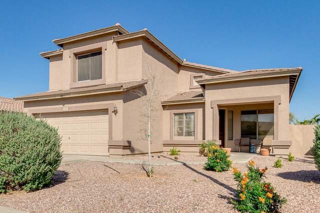 21509 N 81 Drive, Peoria, AZ 85382 (MLS #6219737) :: The Daniel Montez Real Estate Group