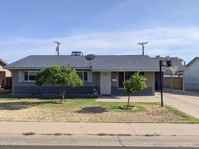 3013 W Stella Lane, Phoenix, AZ 85017 (MLS #6219750) :: Yost Realty Group at RE/MAX Casa Grande