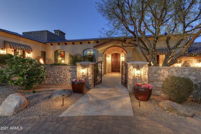 4530 E Quartz Mountain Road, Paradise Valley, AZ 85253 (MLS #6219831) :: Klaus Team Real Estate Solutions