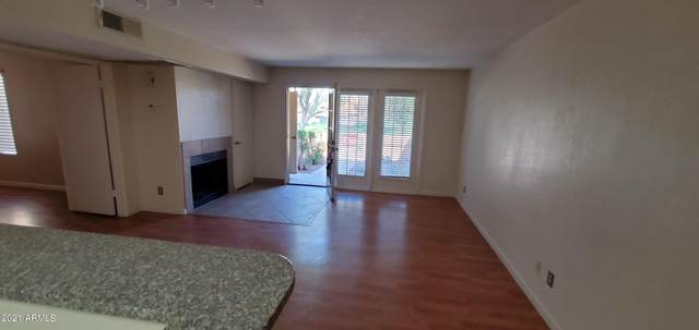 4901 S Calle Los Cerros Drive #121, Tempe, AZ 85282 (#6219835) :: Luxury Group - Realty Executives Arizona Properties