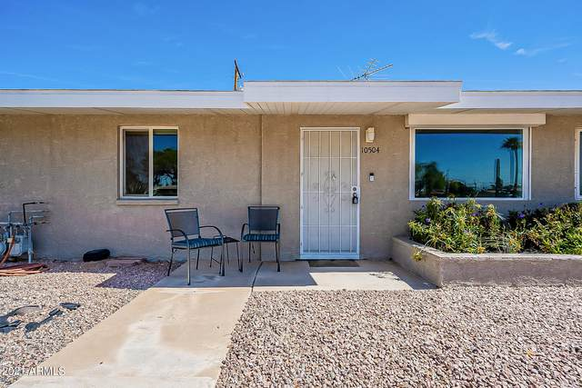 10504 W Oakmont Drive, Sun City, AZ 85351 (MLS #6219844) :: Long Realty West Valley