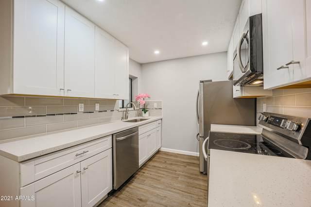 6480 N 82ND Street #2212, Scottsdale, AZ 85250 (MLS #6220029) :: Maison DeBlanc Real Estate