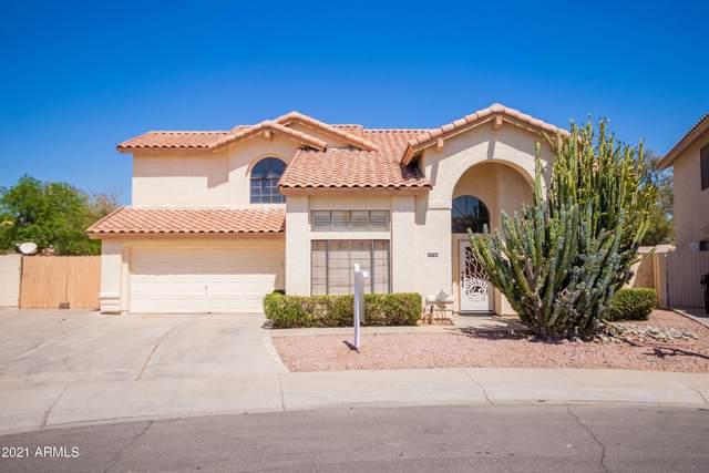 10756 W Ashland Way, Avondale, AZ 85392 (MLS #6220130) :: Devor Real Estate Associates