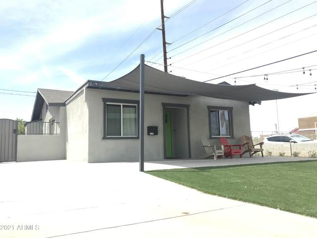 1131 E Virginia Avenue, Phoenix, AZ 85006 (MLS #6220178) :: TIBBS Realty