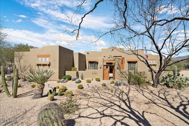 8068 E Arroyo Hondo Road, Scottsdale, AZ 85266 (MLS #6220197) :: Arizona Home Group