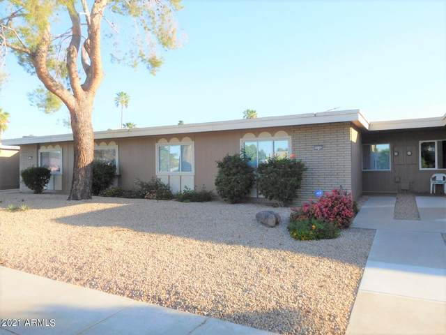 10162 W Hutton Drive, Sun City, AZ 85351 (MLS #6220353) :: The Daniel Montez Real Estate Group