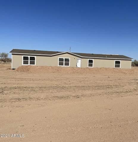 0 W Labrannca, Maricopa, AZ 85139 (MLS #6220610) :: Hurtado Homes Group