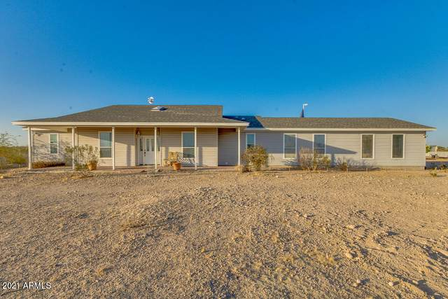 6253 S 315TH Avenue, Buckeye, AZ 85326 (MLS #6220665) :: CANAM Realty Group