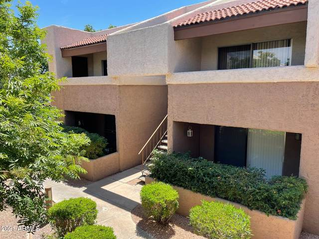 4554 E Paradise Village Parkway N #211, Phoenix, AZ 85032 (MLS #6220766) :: Maison DeBlanc Real Estate