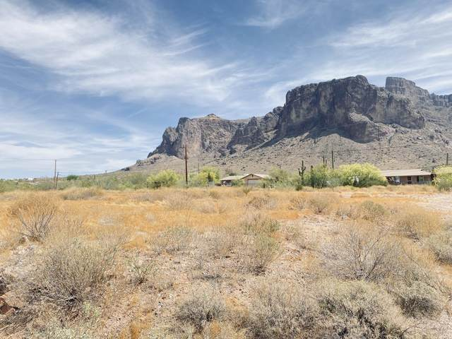 5978 E Pioneer Street, Apache Junction, AZ 85119 (MLS #6220981) :: ASAP Realty