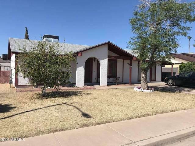 234 N 25TH Street, Mesa, AZ 85213 (MLS #6221042) :: Executive Realty Advisors