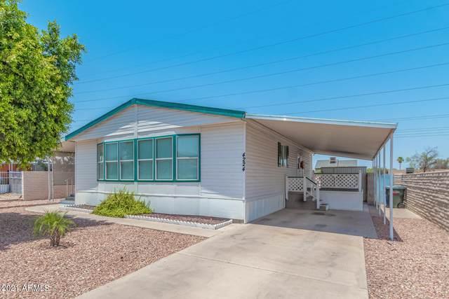 4224 E Fremont Street, Phoenix, AZ 85042 (MLS #6221332) :: Yost Realty Group at RE/MAX Casa Grande