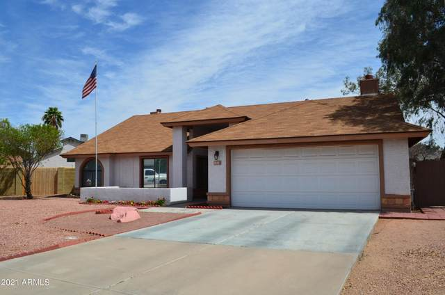 7631 W North Lane, Peoria, AZ 85345 (MLS #6221359) :: Yost Realty Group at RE/MAX Casa Grande