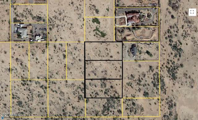 0 N Wolfe Trl - G, F,, Florence, AZ 85132 (MLS #6221428) :: Yost Realty Group at RE/MAX Casa Grande