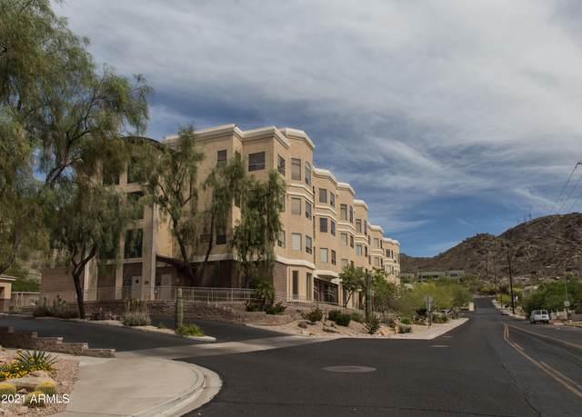 9820 N Central Avenue #303, Phoenix, AZ 85020 (MLS #6221798) :: Maison DeBlanc Real Estate